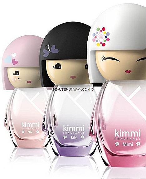 KIMMI FRAGRANCES MIMI  NIKI LILY KOTO PARFUMS FRANCE kimono SUMMER SEPHORA perfume SINGAPORE ION ORCHARD BHG ALT base notes flora fruity, citrus refreshing yet sweet delicate scents playful fun dress stickers butterflies stars cupcakes custom
