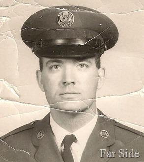 Eugenes Service Photo 1973