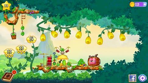 Descarga gratis Angry Birds Stella para Android