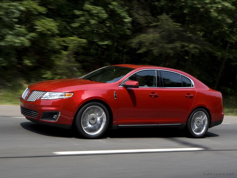 2009 lincoln mks sedan specifications pictures prices. Black Bedroom Furniture Sets. Home Design Ideas