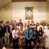 Confirmation, May 2012