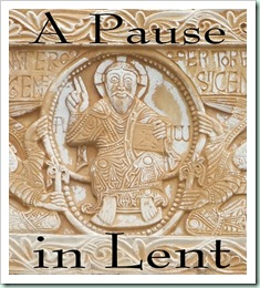 A Pause in Lent Floss