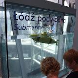 Можна було покерувати підводним човном