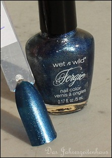 00 Wet'n'Wild  Fergie Collection Blue Eyed Soul