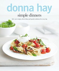 Donna Hay - Simple Dinners Cover