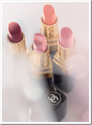 Chanel spring 2012 rouge coco