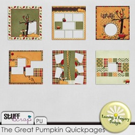 The Great Pumpkin Quickpages