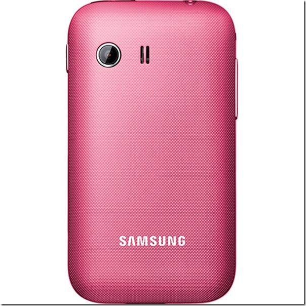 Smartphone Samsung S5360 Galaxy (5)