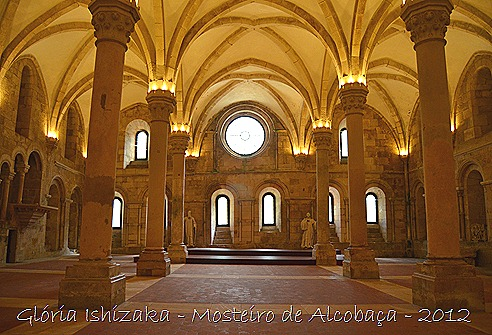 Glória Ishizaka - Mosteiro de Alcobaça - 2012 - 41 a