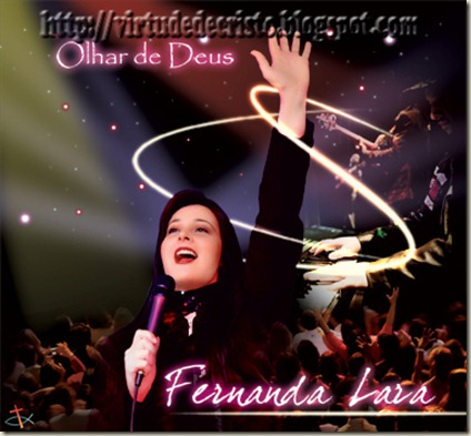 Olhar-de-Deus-Fernanda-Lara capa