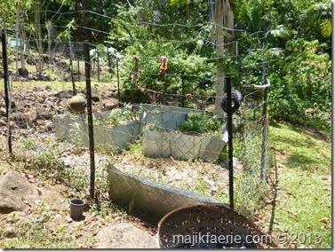 33 veggie garden