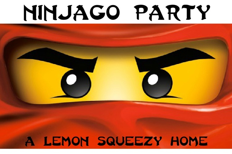 PicMonkey Collage ninjago
