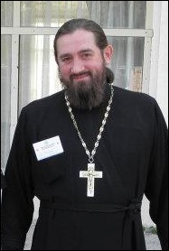 Священик Андрій Яковлюк