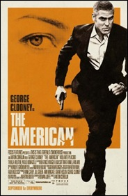 The American - poster