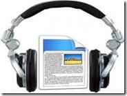Come creare gratis un audiolibro per ascoltare un testo scritto
