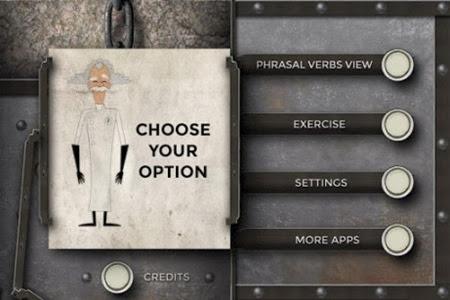 phrasalstein-phone-app verbe frazale engleza