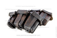 World War I German Ammunition pouches