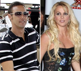 Christopher Federline e Britney Spears