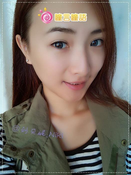 韓國GEO隱形眼鏡-GEO Sparkling 火花四色藍16