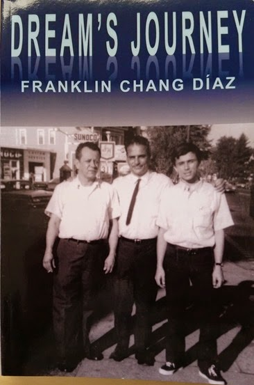 Chang Diaz 2nd book
