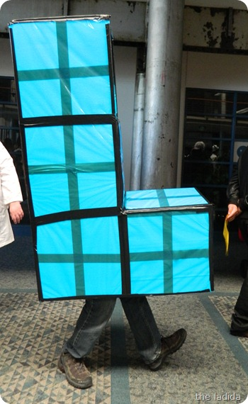 Animania Cosplay -  Tetris Piece