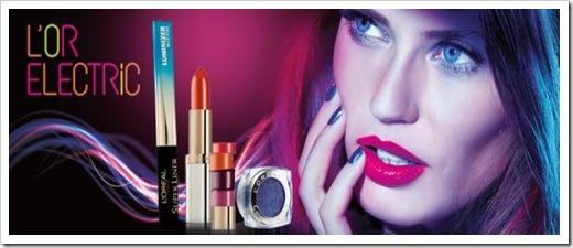 l'or electric makeup l'oreal4