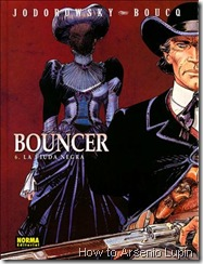 P00006 - Bouncer  - La Viuda Negra