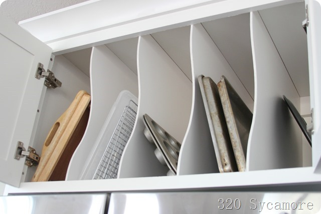 cookie sheet dividers
