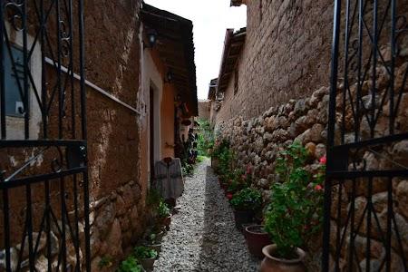 Valea sacra a incasilor: Chinchero