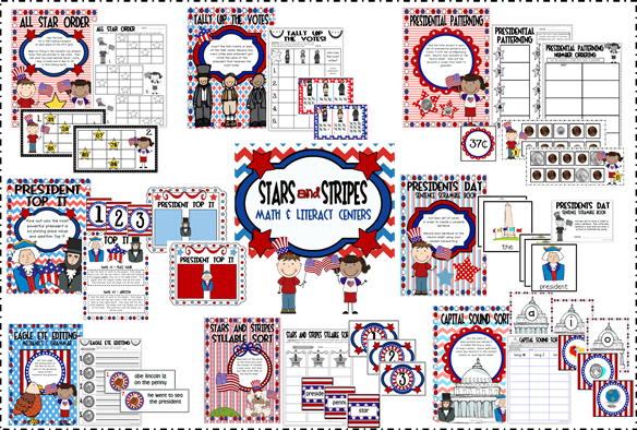 stars and stripes sneak peek