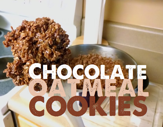 ChocolateOatmealCookie