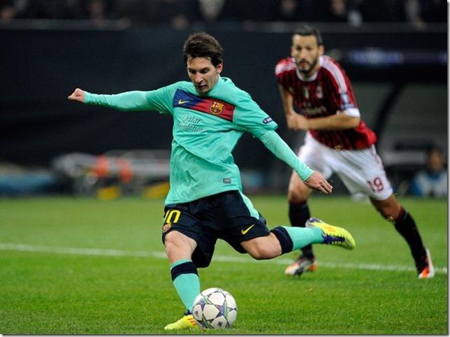 Gambar Messi