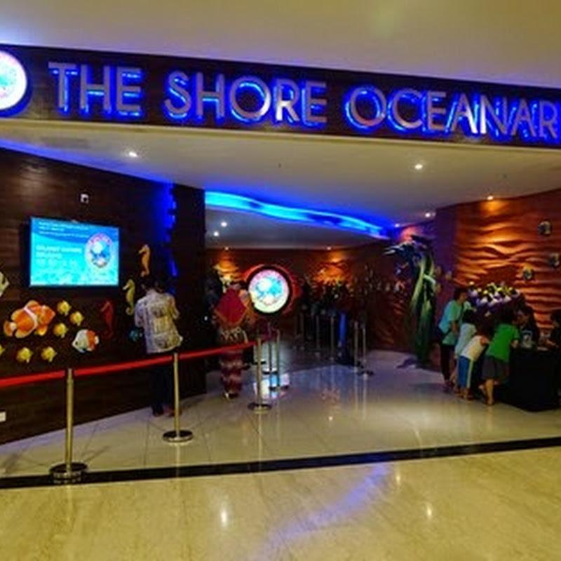THE SHORE Oceanarium , Melaka