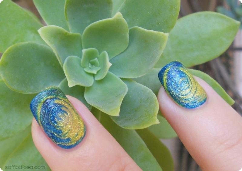nail art - soffio di dea - layla - softouch - 11