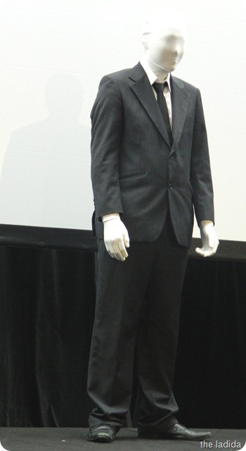 EB Expo Just 'Cos Cosplay Competition - Slenderman from Slender