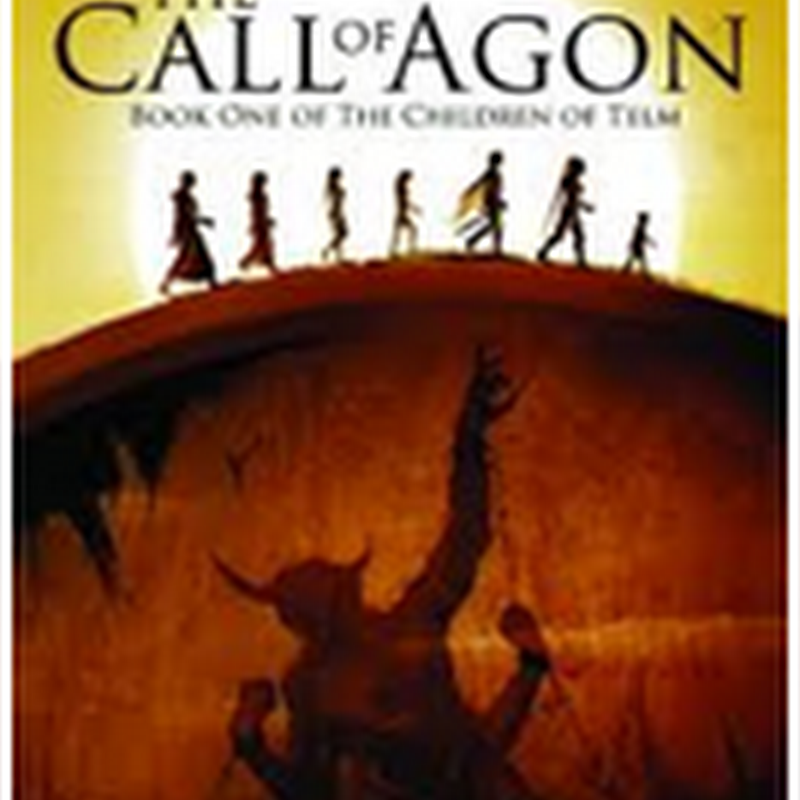 Orangeberry Book of the Day - The Call of Agon by Dean F. Wilson