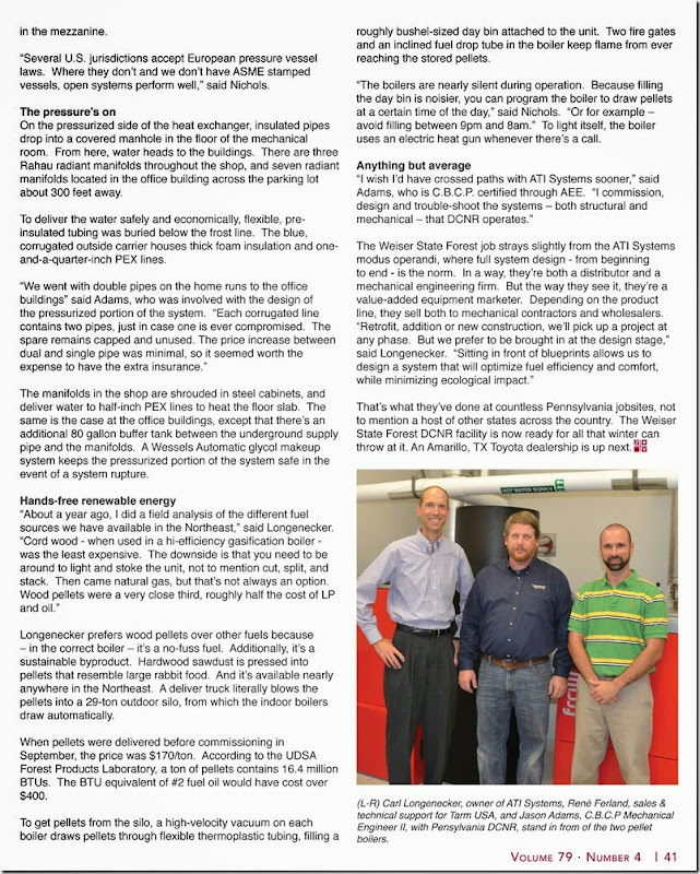 The Chief Engineer Article Page 4
