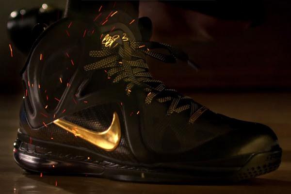 Video Nike Basketball Elite Series with LeBron PS Elite