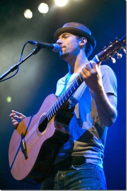 Jason Mraz - 2009 - Concert at Le Transbordeur