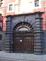 2011.08.07-066 portail à bossages de l'hospice Comtesse