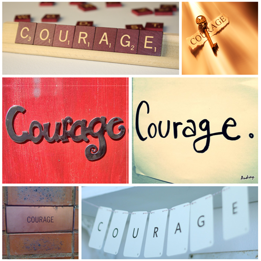 CourageCollage