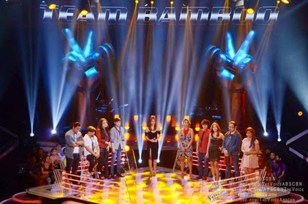 Team Bamboo - The Voice PH 2 Knockout Rounds