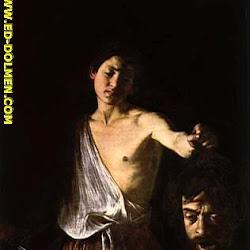 58 - Caravaggio - David con la cabeza de Goliat