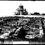 Херсонес. В перспективе храм Святого Владимира