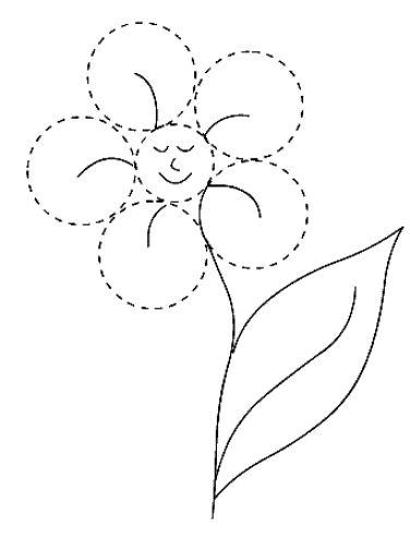 Dibujos de figuras geometricas animadas para pintar - Dibujos para pintar en tejas ...