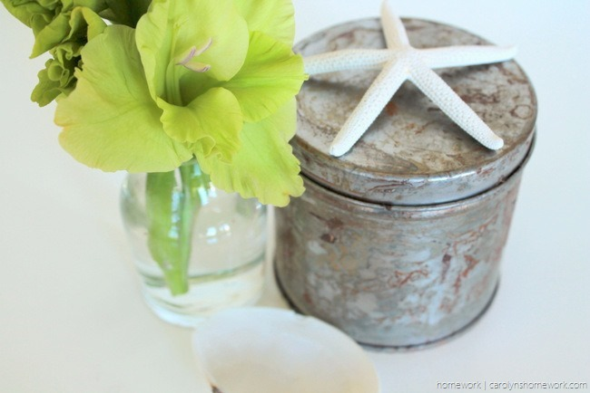 DIY Galvanized Rusty Tin via homework - carolynshomework (11)
