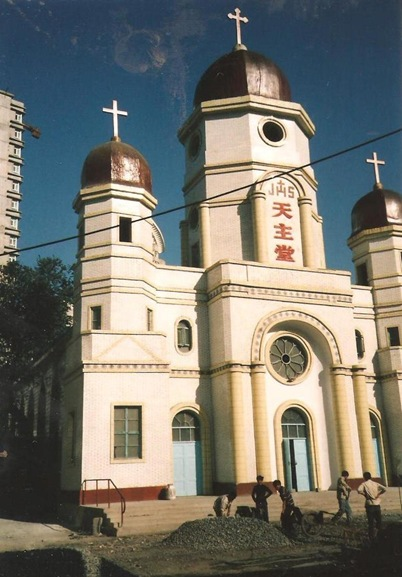 urumqi cathedral