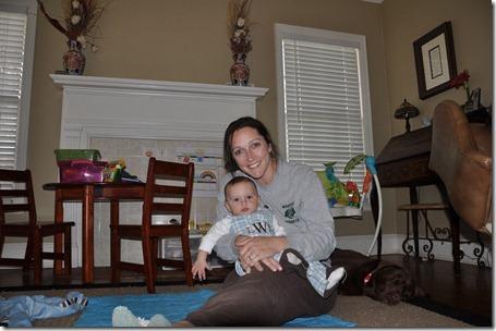 sibling pics and leighton crawling 021713 (8)