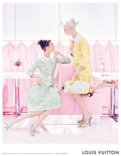 Louis-Vuitton_s-Super-Sweet-Spring-2012-Ad-Campaign-Starring-Daria-Strokous_-Kati-Nescher-and-Ice-Cream-Sundaes