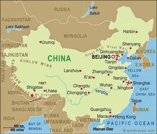 China_map